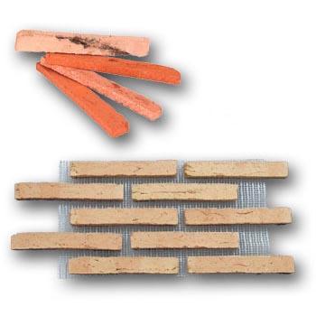Plaqueta ladrillo rustico materiales de construcci n - Ladrillo visto rustico ...